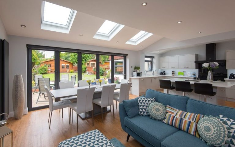 A beautiful renovation completed by Bush Builders in Brentwood Essex