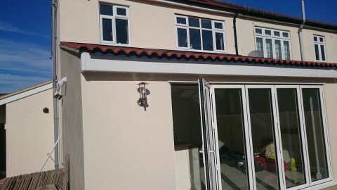 House Extension Example