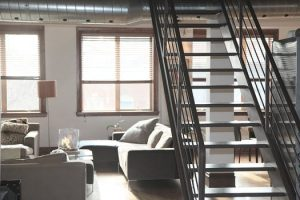 Loft Stair Example