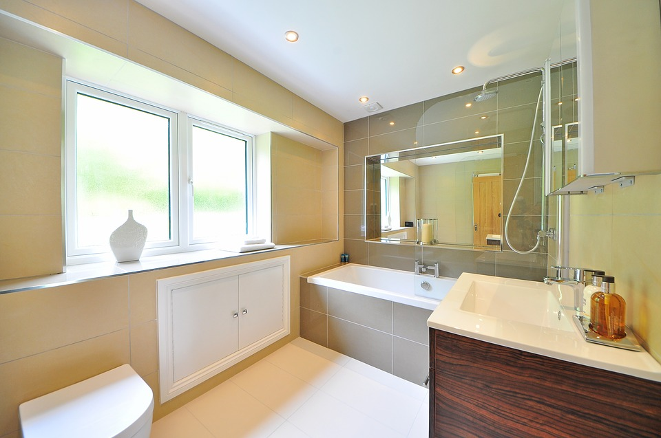 A Bathroom Refurbishment by Bush Builders