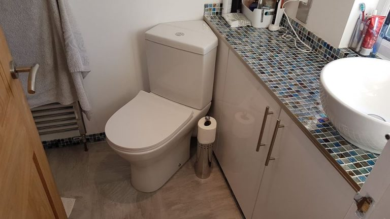 Upminster Loft Bathroom
