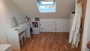 Upminster Loft Converted Bedroom